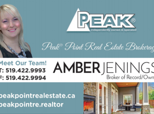 PEAK Point Real Estate Brokerage - Amber Jenings
