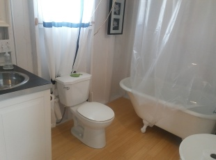 Cottage Two bathroom