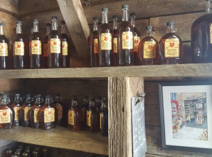 Miner's maple syrup