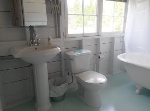 Cottage One bathroom