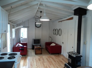 Cottage Two living area