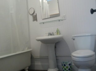 Cottage Three bathroom