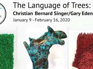 The Language of Trees - Exhibit