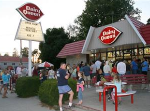 Dairy Queen Sauble Beach
