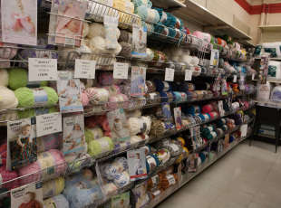 Wool Section